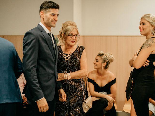 La boda de Manuel y Mar en Tarragona, Tarragona 19