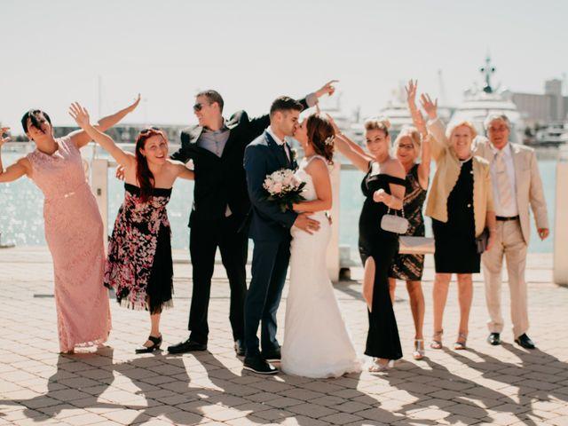 La boda de Manuel y Mar en Tarragona, Tarragona 33