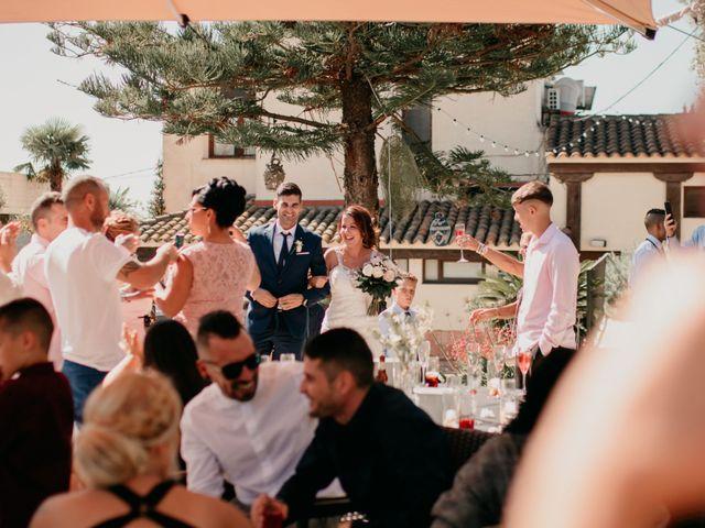 La boda de Manuel y Mar en Tarragona, Tarragona 37