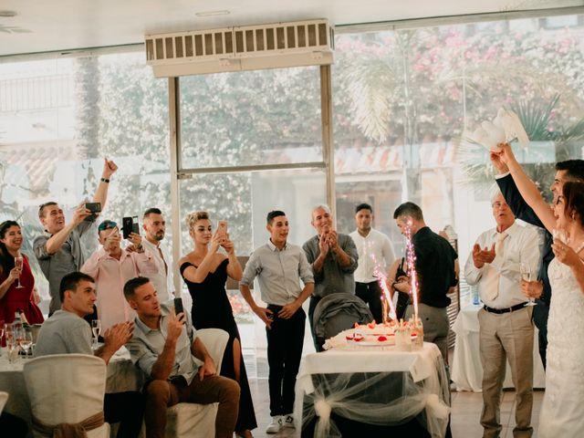 La boda de Manuel y Mar en Tarragona, Tarragona 45