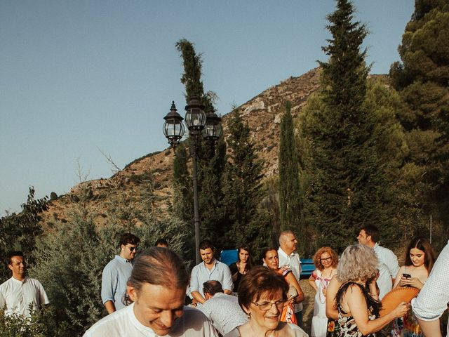La boda de David y Ana en Arenas, Málaga 17