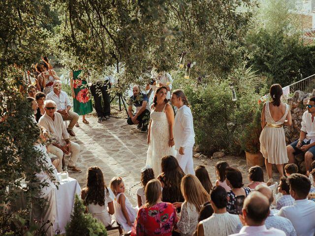 La boda de David y Ana en Arenas, Málaga 18
