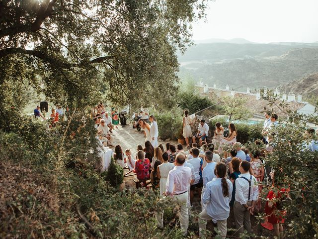 La boda de David y Ana en Arenas, Málaga 19