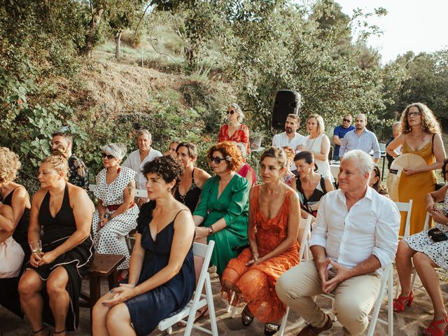 La boda de David y Ana en Arenas, Málaga 22