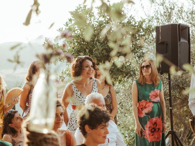 La boda de David y Ana en Arenas, Málaga 26