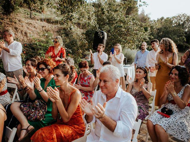 La boda de David y Ana en Arenas, Málaga 27