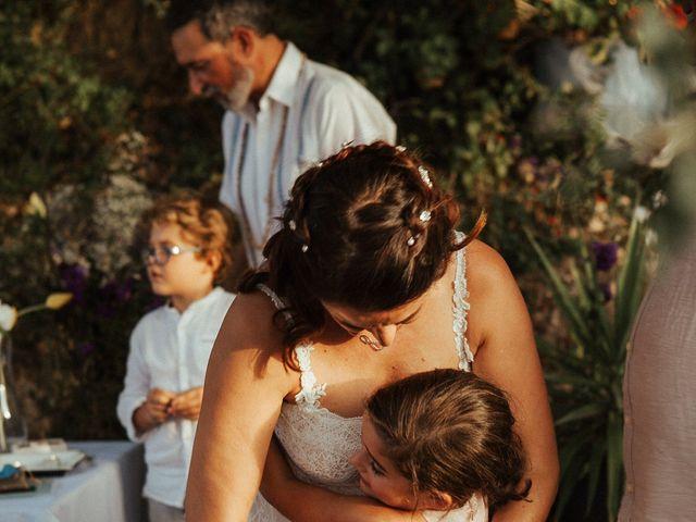 La boda de David y Ana en Arenas, Málaga 28
