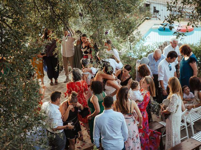 La boda de David y Ana en Arenas, Málaga 32
