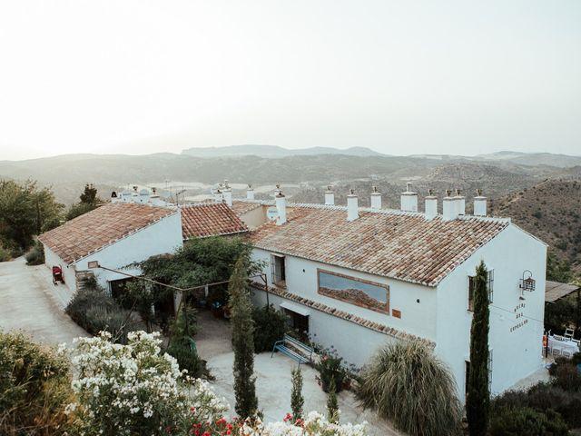 La boda de David y Ana en Arenas, Málaga 33