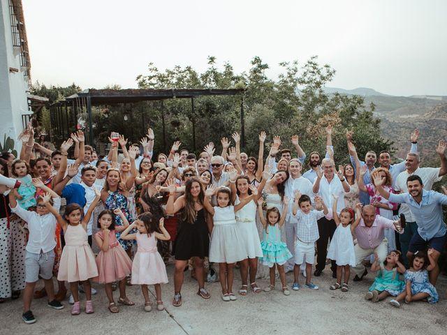 La boda de David y Ana en Arenas, Málaga 34