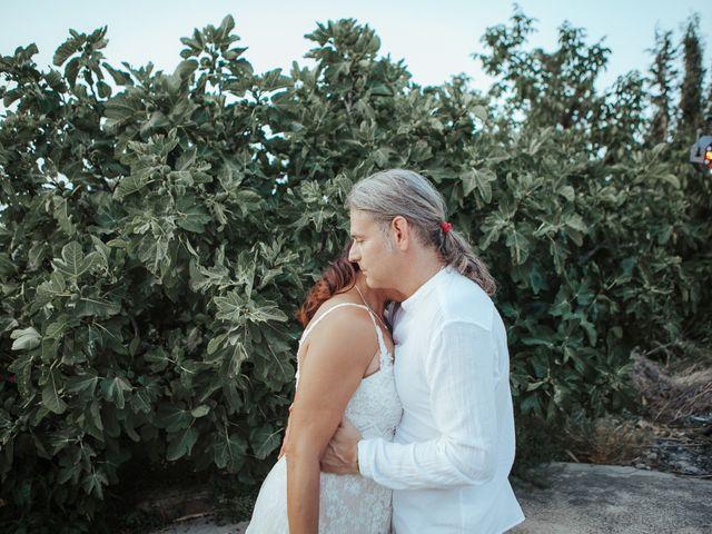 La boda de David y Ana en Arenas, Málaga 36