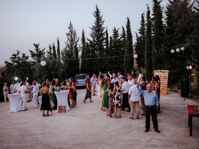 La boda de David y Ana en Arenas, Málaga 39