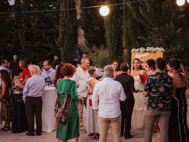 La boda de David y Ana en Arenas, Málaga 40