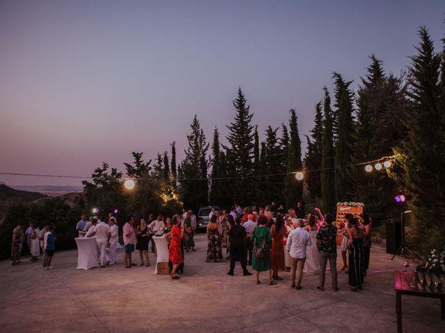 La boda de David y Ana en Arenas, Málaga 41