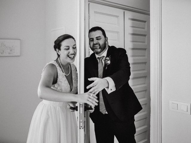 La boda de Christina y Antonio