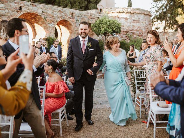 La boda de Antonio y Christina en Málaga, Málaga 32