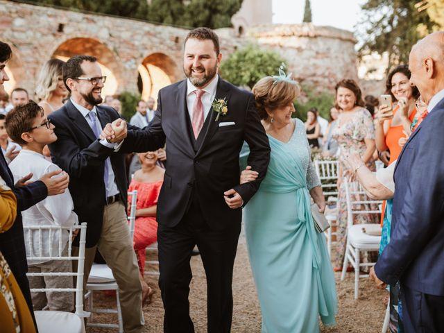 La boda de Antonio y Christina en Málaga, Málaga 34