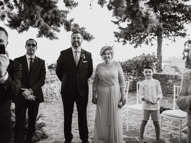 La boda de Antonio y Christina en Málaga, Málaga 35