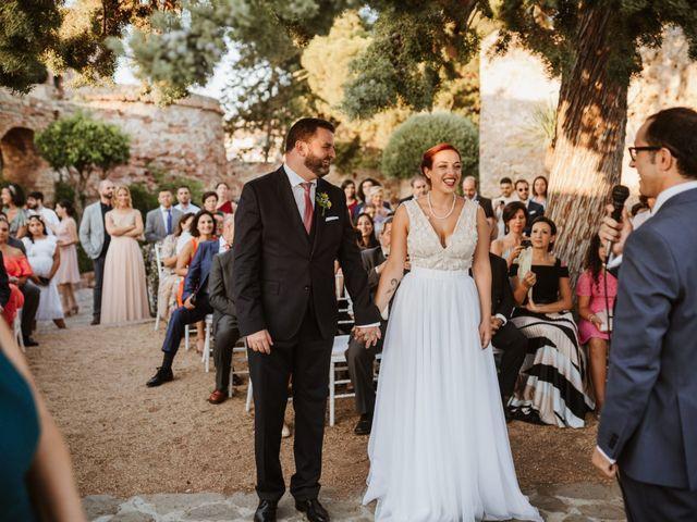 La boda de Antonio y Christina en Málaga, Málaga 38