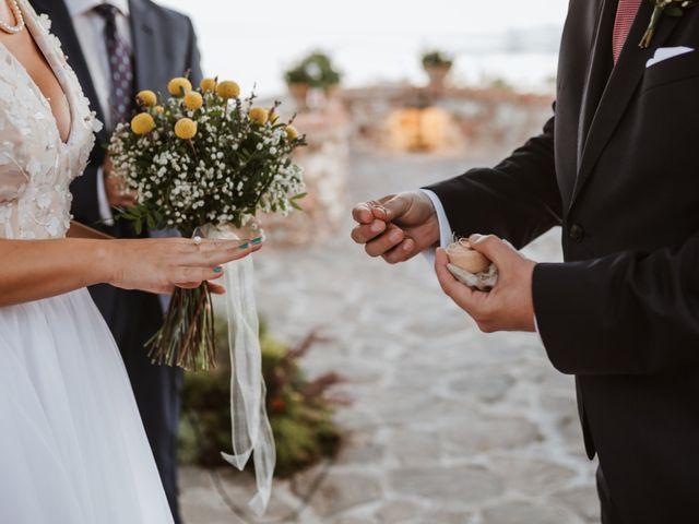 La boda de Antonio y Christina en Málaga, Málaga 45