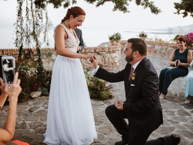 La boda de Antonio y Christina en Málaga, Málaga 46