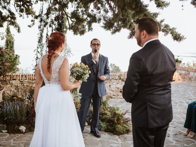 La boda de Antonio y Christina en Málaga, Málaga 47