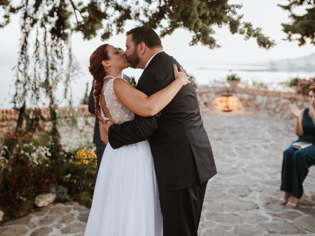 La boda de Antonio y Christina en Málaga, Málaga 49