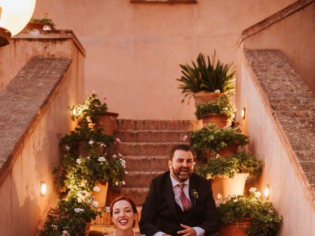 La boda de Antonio y Christina en Málaga, Málaga 51