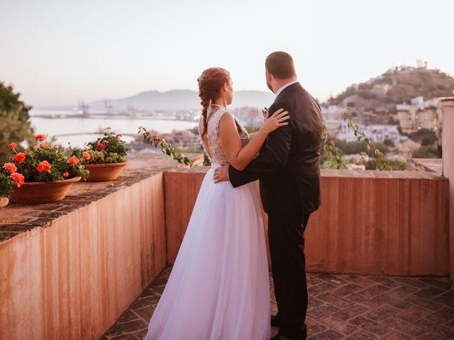La boda de Antonio y Christina en Málaga, Málaga 52