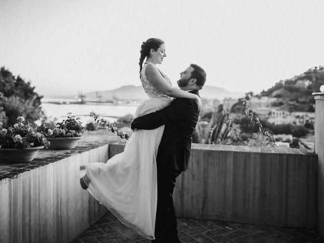 La boda de Antonio y Christina en Málaga, Málaga 54