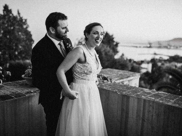 La boda de Antonio y Christina en Málaga, Málaga 55