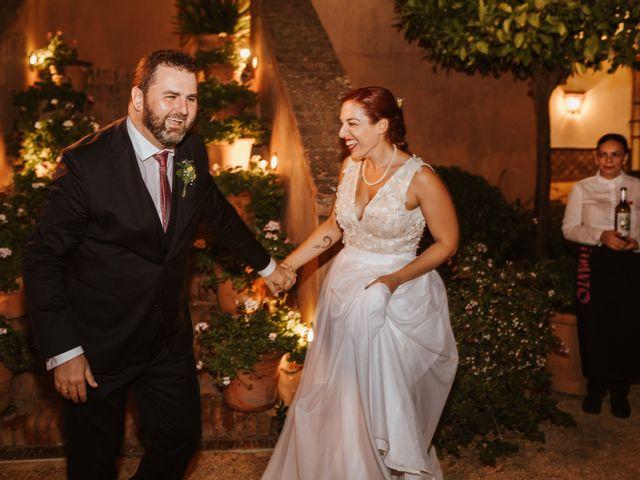 La boda de Antonio y Christina en Málaga, Málaga 57