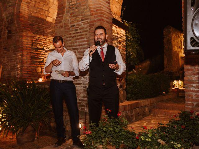 La boda de Antonio y Christina en Málaga, Málaga 61