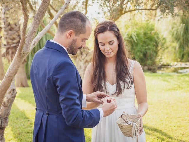 La boda de Diego y Eli en Palma De Mallorca, Islas Baleares 35