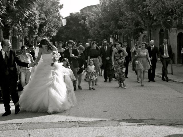 La boda de Oriol y Anna en Juneda, Lleida 6