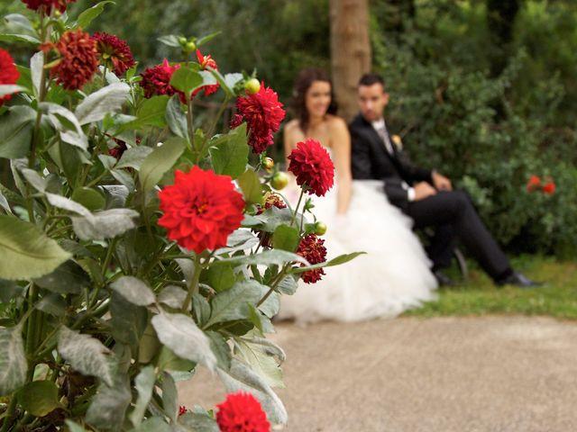 La boda de Oriol y Anna en Juneda, Lleida 13