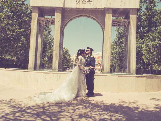 La boda de Juanma y Mari Luz en Almansa, Albacete 2