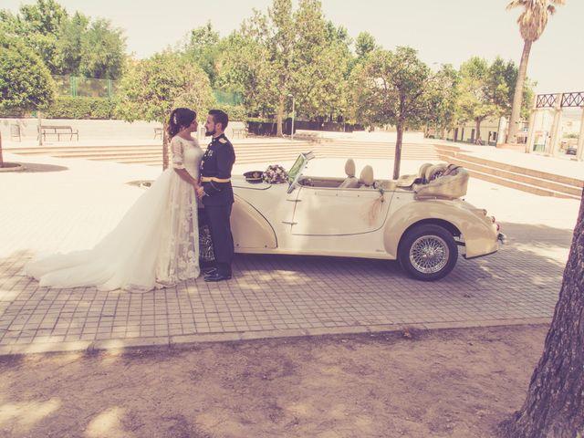 La boda de Juanma y Mari Luz en Almansa, Albacete 31
