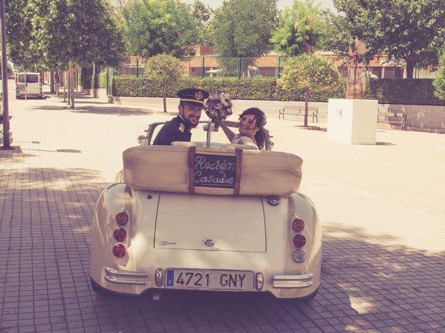 La boda de Juanma y Mari Luz en Almansa, Albacete 32