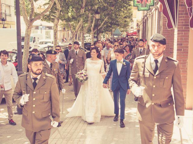 La boda de Juanma y Mari Luz en Almansa, Albacete 10