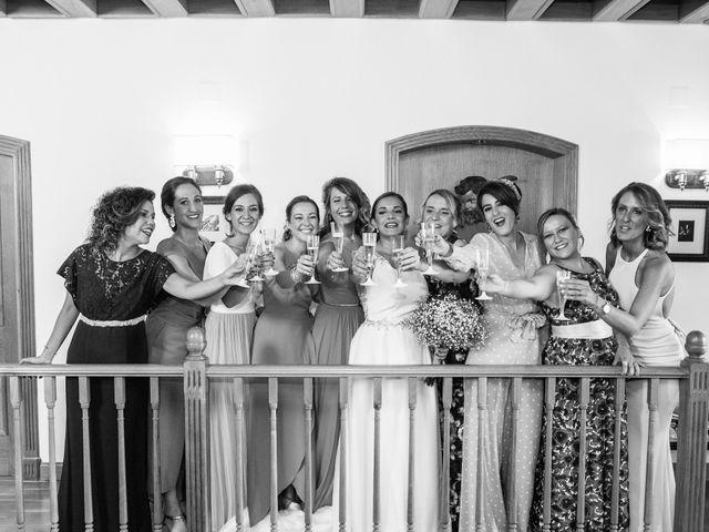 La boda de Javier y Paula en Galapagar, Madrid 8