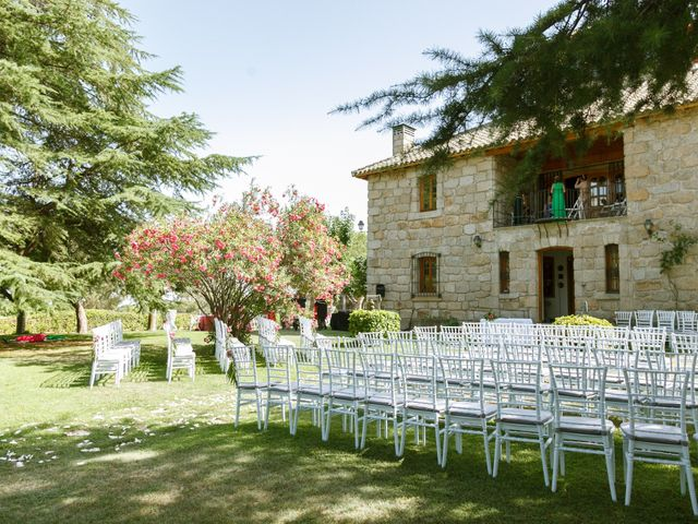 La boda de Javier y Paula en Galapagar, Madrid 13