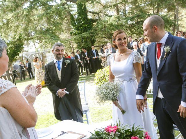 La boda de Javier y Paula en Galapagar, Madrid 18
