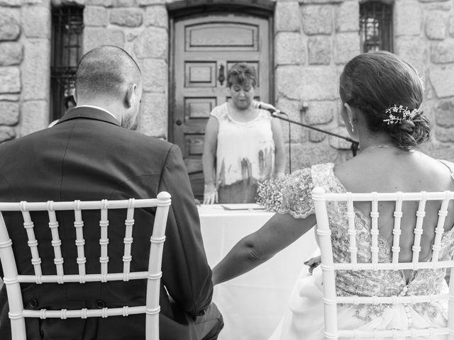 La boda de Javier y Paula en Galapagar, Madrid 19
