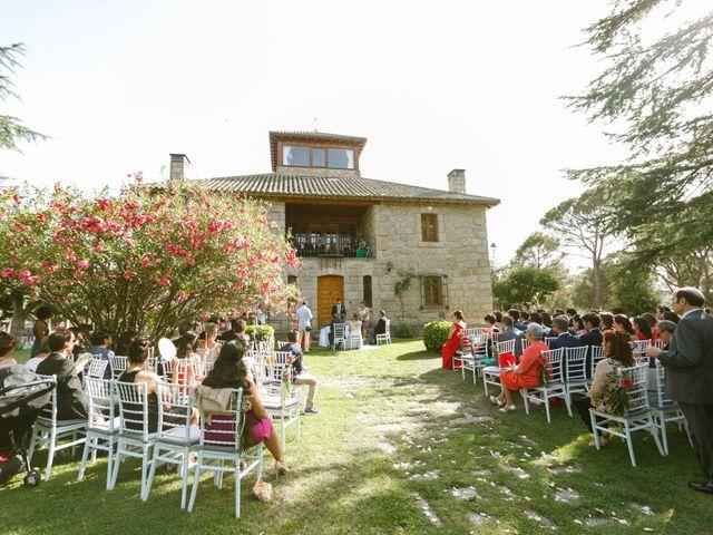 La boda de Javier y Paula en Galapagar, Madrid 20