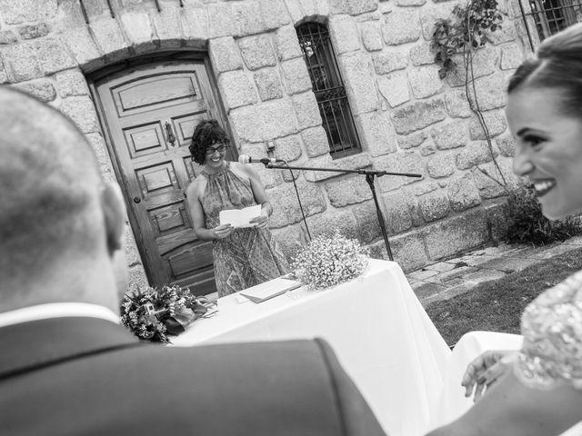 La boda de Javier y Paula en Galapagar, Madrid 21