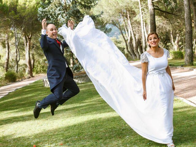 La boda de Javier y Paula en Galapagar, Madrid 24
