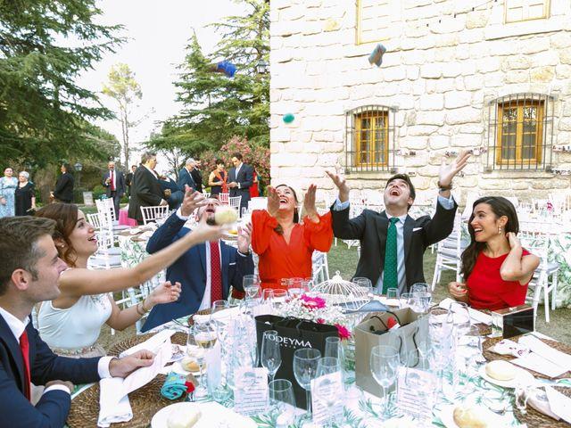 La boda de Javier y Paula en Galapagar, Madrid 27