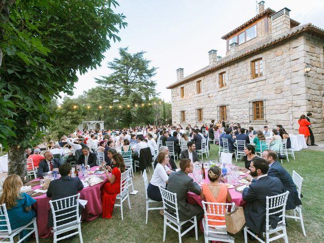 La boda de Javier y Paula en Galapagar, Madrid 28