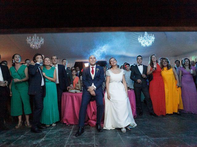 La boda de Javier y Paula en Galapagar, Madrid 31